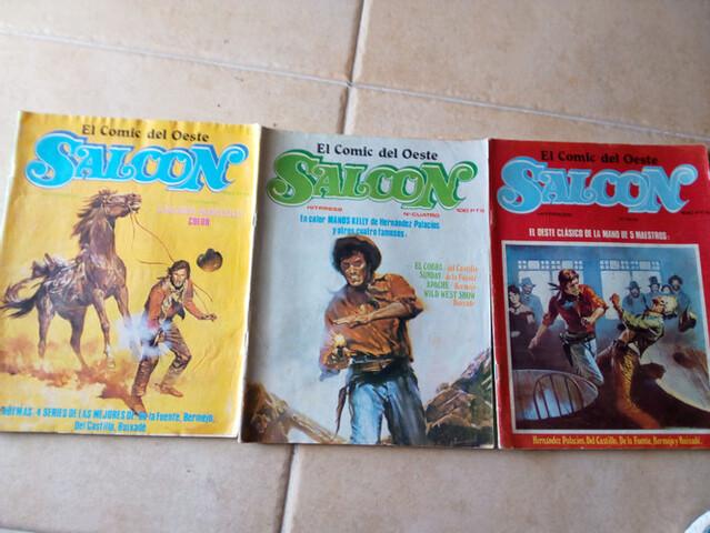 Comics  Años 70