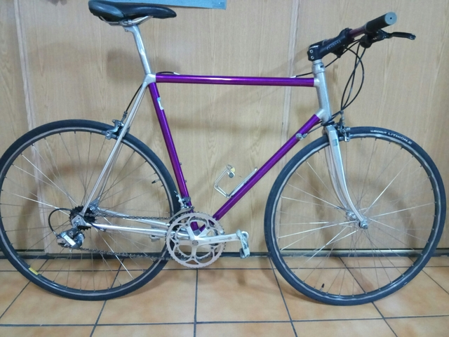 Bicicleta Vitus 979 Aluminio