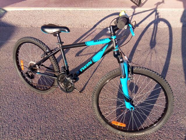 Bicicleta De Montaña B-Twin 24
