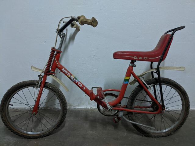 Bicicleta Gac Motoretta-3