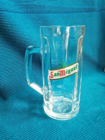 Jarra De Cerveza San Miguel 0,5L Vintage