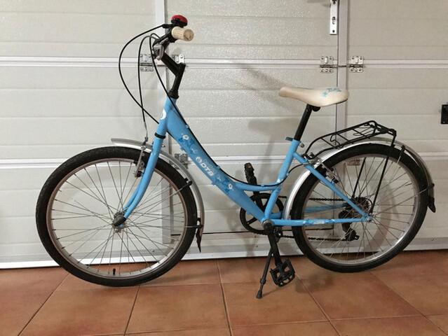 Bicicleta Dtb De 24 Pulgadas