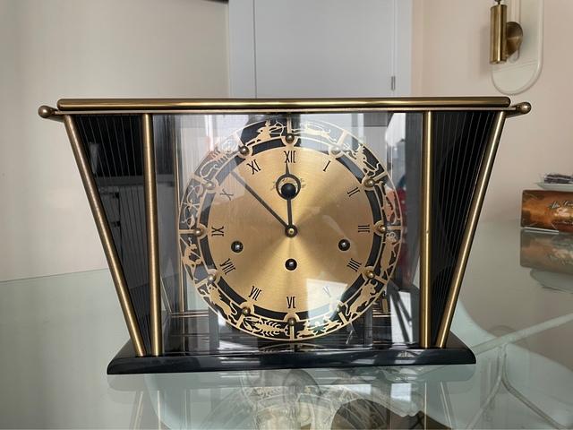 Reloj De Sobremesa Hermle Atlanta