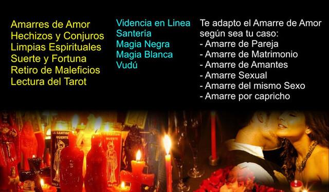 AMARRES DE AMOR PODEROSOS VUDÚ - foto 6