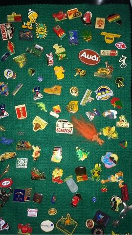 Pins Colección