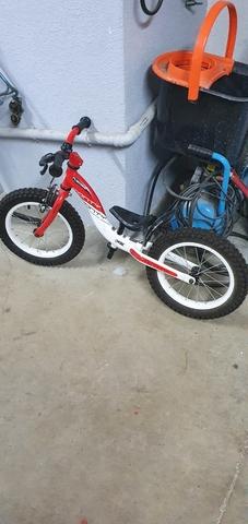 """Bicicleta De Niños Sin Pedales 11\"""""""