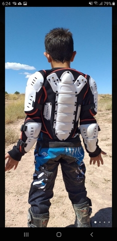 Chaleco Motocross Niño