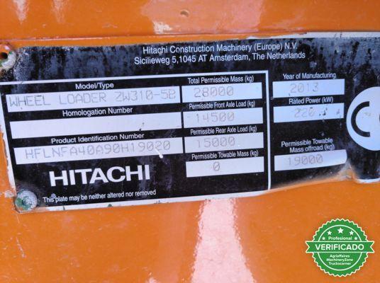 HITACHI ZW310-5B - foto 7