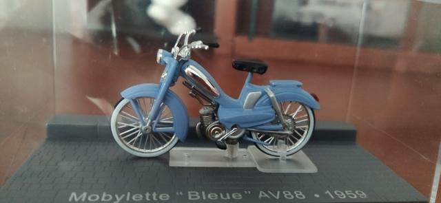 Mobylette Bleau 1959