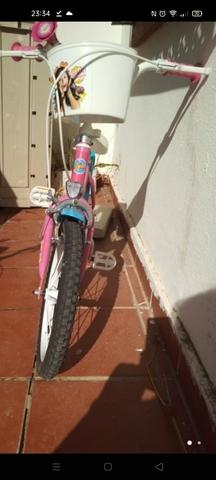 Bicicleta Para De 16 Pulgadas Con Ruedin