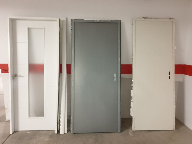 Vendo 3 Puertas Nuevas