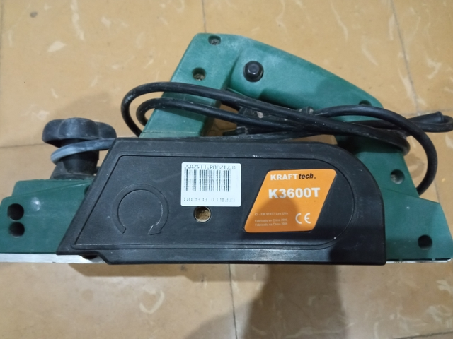 Cepilladora Electrica