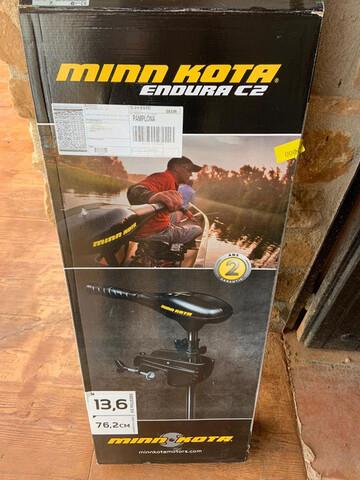 MOTOR MINN KOTTA ENDURA C2 - foto 1