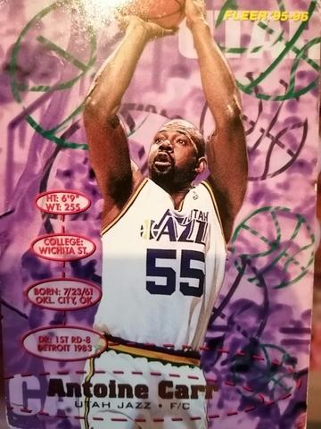 VENDO LOTE CROMOS NBA 1995 COLECCIÓN FLE - foto 5