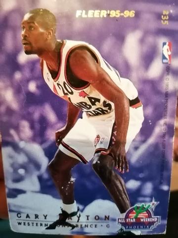 VENDO LOTE CROMOS NBA 1995 COLECCIÓN FLE - foto 7
