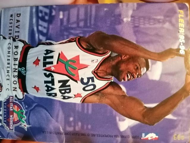 VENDO LOTE CROMOS NBA 1995 COLECCIÓN FLE - foto 8