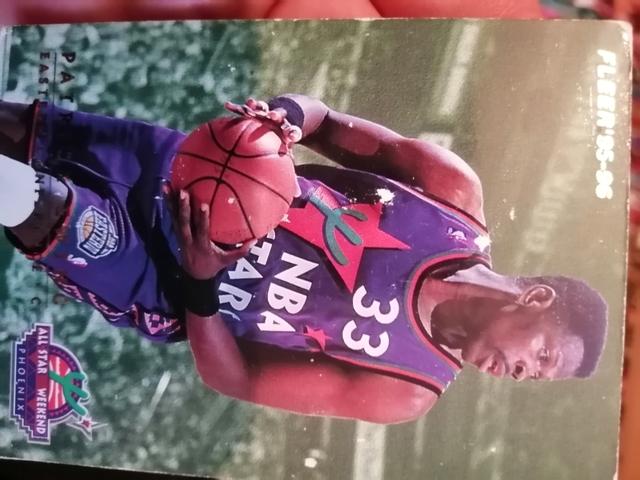 VENDO LOTE CROMOS NBA 1995 COLECCIÓN FLE - foto 9