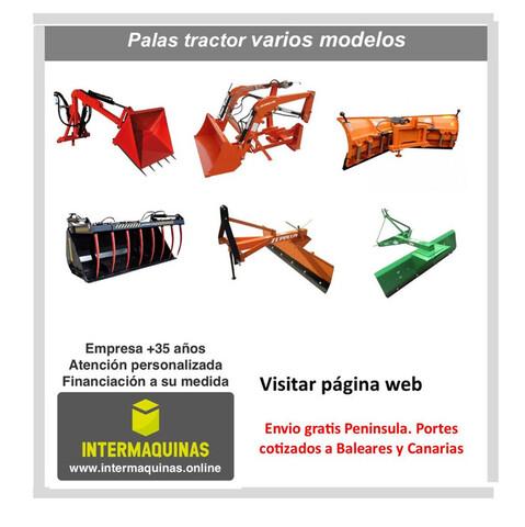 BIOTRITURADORAS TRACTOR VARIOS MODELOS - foto 8