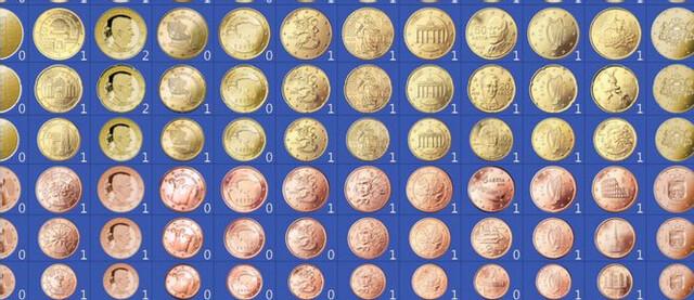 Intercambio Monedas Euros