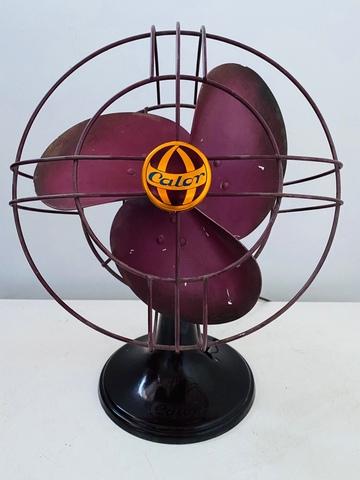 Calor Ventilador Vintage 1953