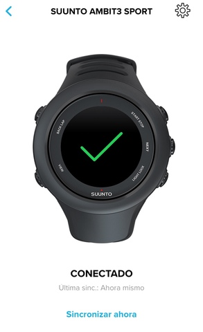 SUUNTO AMBIT3 SPORT BLACK HR - foto 2
