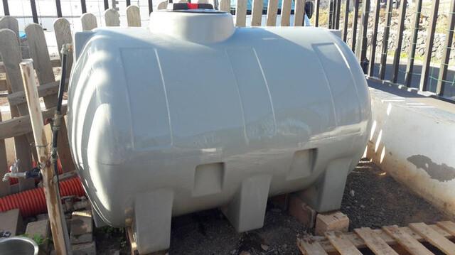 Depósito Para Agua Potable