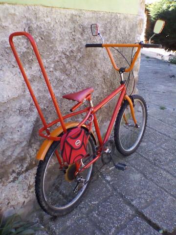 BICICLETA CHOPPER CRUISER - foto 2