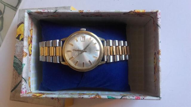 Reloj Camy Años 60-(Rp36)