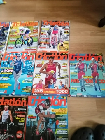 SE VENDEN 13 REVISTAS DE TRIATLON - foto 3