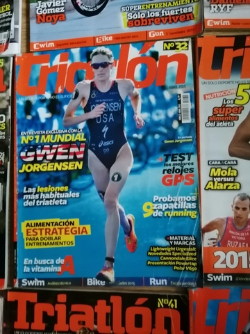 SE VENDEN 13 REVISTAS DE TRIATLON - foto 4