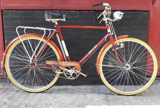 Bicicleta Gac Frenos De Varillas