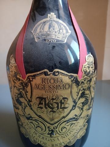Magnum Tinto Agessimo 1970 Bodegas Age