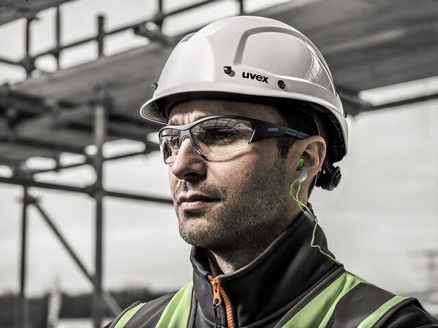 Gafas De Seguridad Uvex I-Works