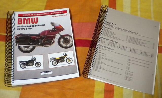 Manual Reparación Bmw Bicilíndricas