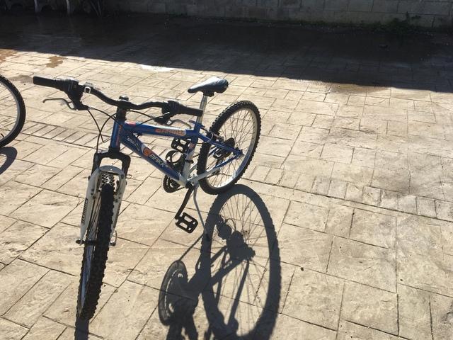 """Bici De 24"""""""