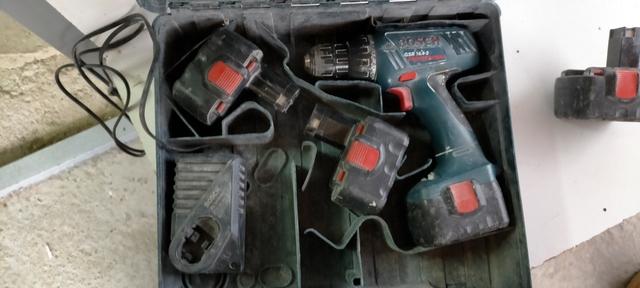 Taladro Atornillador  Bosch Batería