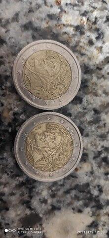 MONEDAS DE DOS EUROS - foto 1