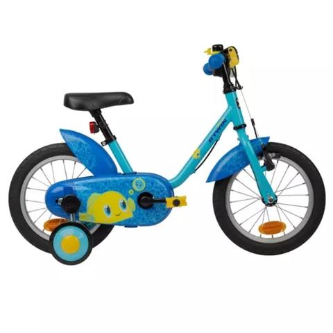 Bicicleta De Niños Btwin 500 14 Pulgadas