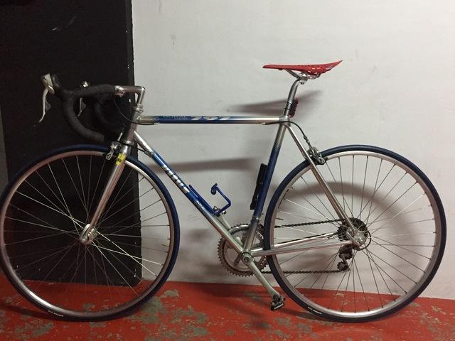 Bicicleta Clasica De Carretera Vitus 797