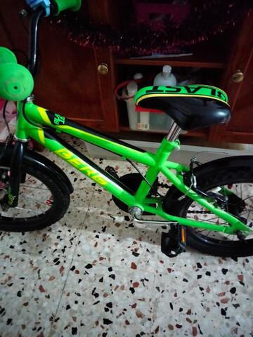 Se Vende Bicicleta Seminueva