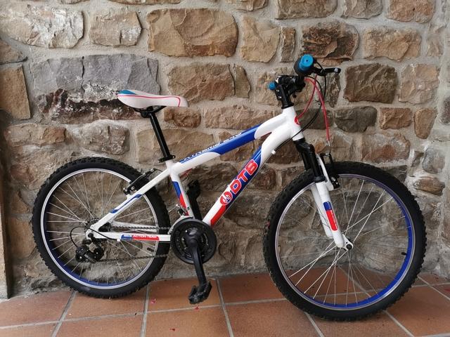 Bicicleta Montaña 24 Niños