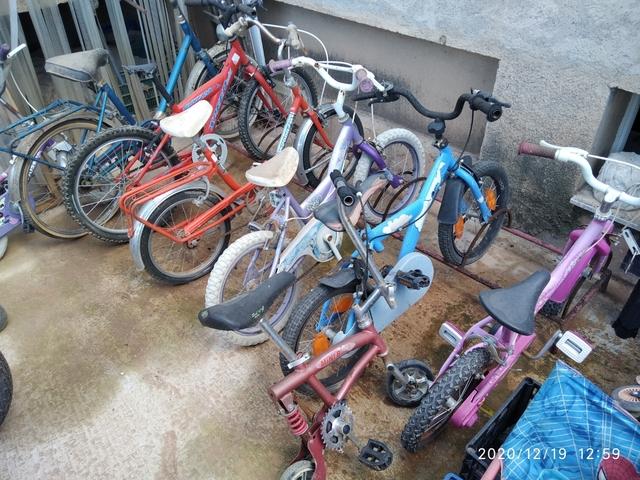 Bicicletas Niños.  Varias