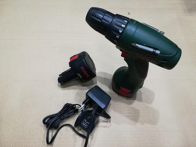Taladro/Atornillador Bosch 9, 6V