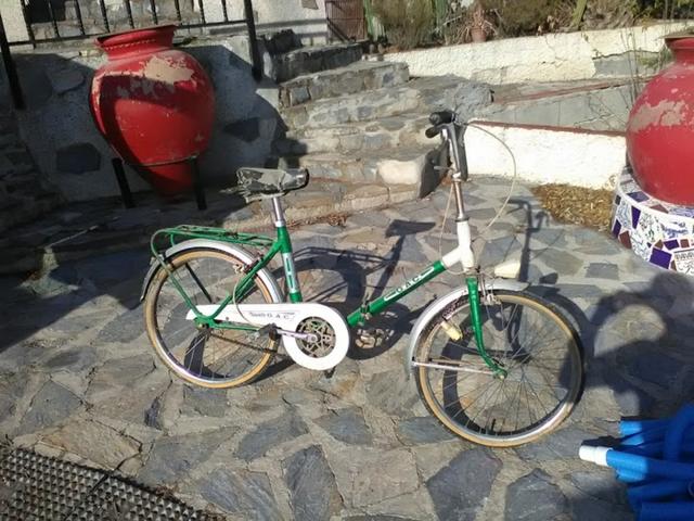 Bicicleta Clásica Gac