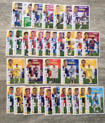 Liga Este 2020-21 - Colección Completa -