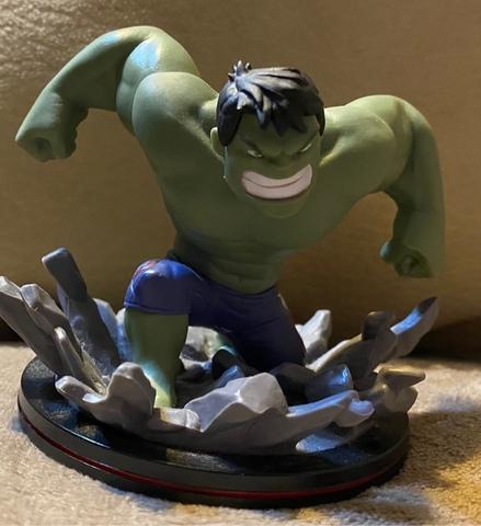 Hulk Marvel Figura - Qfig