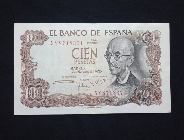 1948 - Billete 100 Pesetas