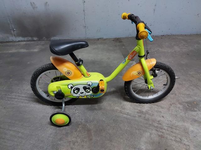 Bicicleta Niños Btwin 14 Pulgadas