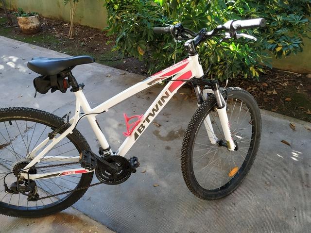"Bicicleta Decathlon 26\"""