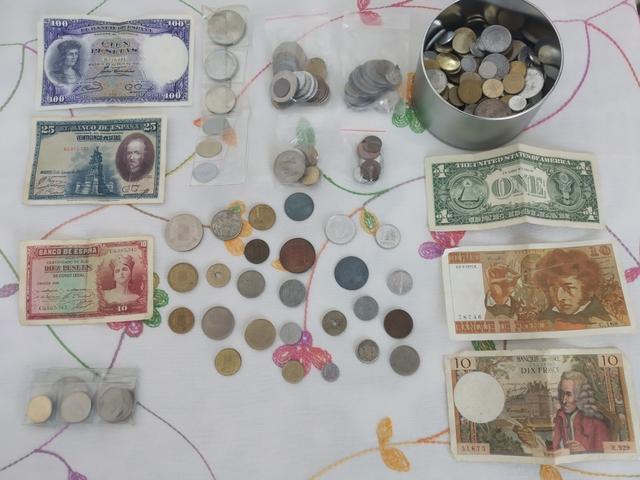 Vendo Colección De Monedas Antiguas